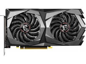 MSI GeForce GTX 1650 4GB GDDR6 PCI Express 3.0 x16 Video Card GTX 1650 D6 GAMING X
