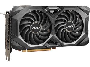 MSI Radeon RX 5700 DirectX 12 RX 5700 MECH GP OC 8GB 256-Bit GDDR6 PCI Express 4.0 HDCP Ready Video Card