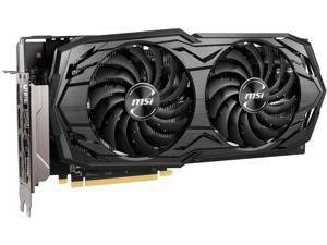MSI Radeon RX 5600 XT DirectX 12 RX 5600 XT GAMING MX 6GB 192-Bit GDDR6 PCI Express 4.0 HDCP Ready Video Card