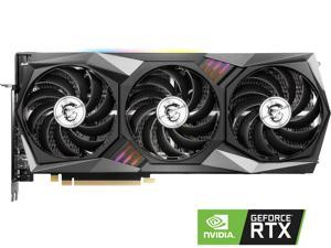 MSI GeForce RTX 3070 DirectX 12 RTX 3070 GAMING X TRIO 8GB 256-Bit GDDR6 PCI Express 4.0 HDCP Ready Video Card
