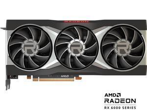 MSI Radeon RX 6800 XT DirectX 12 Ultimate RX 6800 XT 16G 16GB 256-Bit GDDR6 PCI Express 4.0 HDCP Ready Video Card