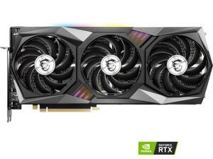 MSI GeForce RTX 3060 Ti DirectX 12 RTX 3060 Ti GAMING X TRIO 8GB 256-Bit GDDR6 PCI Express 4.0 HDCP Ready Video Card