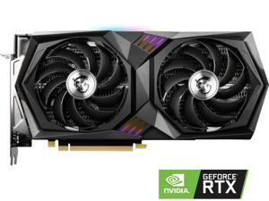 MSI GeForce RTX 3060 DirectX 12 Ultimate RTX 3060 Gaming X 12G 12GB 192-Bit GDDR6 PCI Express 4.0 HDCP Ready Video Card