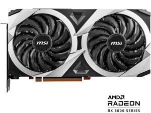 MSI Mech Radeon RX 6700 XT 12GB GDDR6 PCI Express 4.0 x16 Video Card RX 6700 XT MECH 2X 12G OC