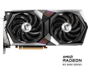 MSI Gaming Radeon RX 6700 XT 12GB GDDR6 PCI Express 4.0 x16 Video Card RX 6700 XT GAMING X 12G