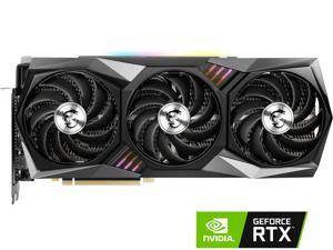 MSI Gaming GeForce RTX 3090 24GB GDDR6X PCI Express 4.0 ATX Video Card RTX 3090 GAMING TRIO 24G