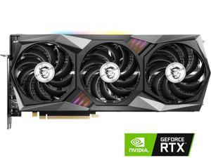 MSI GeForce RTX 3060 Ti DirectX 12 Ultimate RTX 3060 Ti GAMING TRIO 8GB 256-Bit GDDR6 PCI Express 4.0 x16 HDCP Ready Video Card