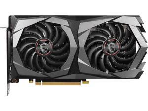 MSI Gaming GeForce GTX 1650 4GB GDDR6 PCI Express 3.0 x16 ATX Video Card GTX 1650 D6 Gaming X Plus