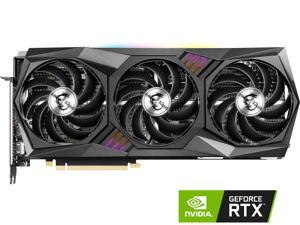MSI Gaming GeForce RTX 3080 Ti 12GB GDDR6X PCI Express 4.0 Video Card RTX 3080 Ti Gaming X Trio 12G