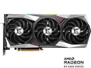 MSI Gaming Radeon RX 6900 XT 16GB GDDR6 PCI Express 4.0 x16 Video Card RX 6900 XT GAMING Z TRIO 16G
