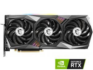 MSI Gaming GeForce RTX 3070 8GB GDDR6 PCI Express 4.0 ATX Video Card RTX 3070 GAMING Z TRIO