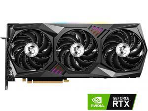 MSI Gaming GeForce RTX 3070 Ti 8GB GDDR6X PCI Express 4.0 Video Card RTX 3070 Ti Gaming X Trio 8G