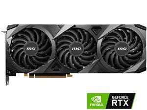MSI Ventus GeForce RTX 3070 Ti 8GB GDDR6X PCI Express 4.0 x16 Video Card RTX 3070 Ti Ventus 3X 8G OC