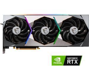 MSI Suprim GeForce RTX 3070 8GB GDDR6 PCI Express 4.0 x16 Video Card RTX 3070 Suprim X 8G LHR