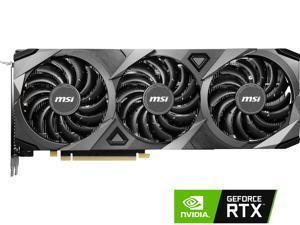 MSI Ventus GeForce RTX 3070 8GB GDDR6 PCI Express 4.0 Video Card RTX 3070 Ventus 3X 8G OC LHR