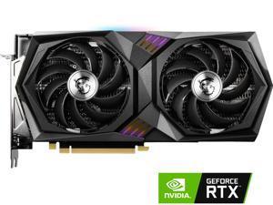 MSI Gaming GeForce RTX 3060 Ti 8GB GDDR6 PCI Express 4.0 Video Card RTX 3060 Ti Gaming X 8G LHR