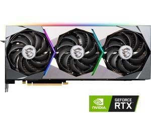 MSI Suprim GeForce RTX 3080 10GB GDDR6X PCI Express 4.0 Video Card RTX 3080 SUPRIM X 10G LHR