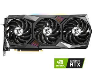 MSI Gaming GeForce RTX 3080 10GB GDDR6X PCI Express 4.0 ATX Video Card RTX 3080 GAMING Z TRIO 10G LHR