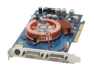 BFG Tech GeForce 6600GT DirectX 9 BFGR6600GTOC 128MB 128-Bit GDDR3 AGP 4X/8X Video Card