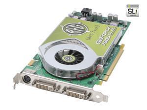 BFG Tech GeForce 7800GT DirectX 9 BFGR78256GTOC 256MB 256-Bit GDDR3 PCI Express x16 SLI Support VIVO Video Card