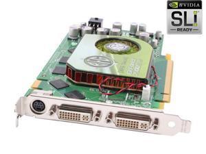 BFG Tech GeForce 7900GT DirectX 9 BFGR79256GTOCE 256MB 256-Bit GDDR3 PCI Express x16 SLI Support Video Card