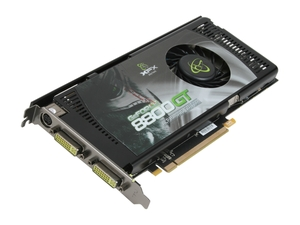 XFX GeForce 8800 GT DirectX 10 PVT88PUDF4 256MB 256-Bit GDDR3 PCI Express 2.0 x16 HDCP Ready SLI Support Video Card