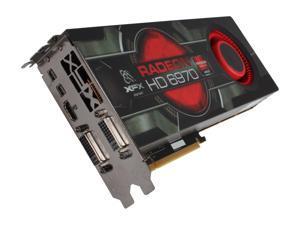 XFX Radeon HD 6970 DirectX 11 HD-697A-CNFC 2GB 256-Bit GDDR5 PCI Express 2.1 x16 HDCP Ready CrossFireX Support Video Card with Eyefinity