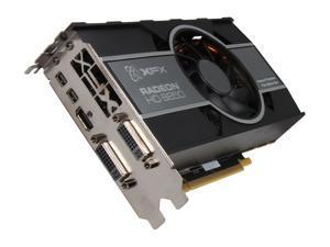 XFX Radeon HD 6850 DirectX 11 HD-685X-ZCFC 1GB 256-Bit GDDR5 PCI Express 2.1 x16 HDCP Ready CrossFireX Support Video Card