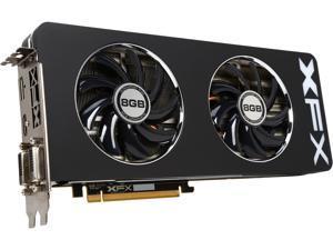 XFX Radeon R9 290X 8GB DDR5 PCI Express 3.0 Double Dissipation Edition R9-290X-8DFD
