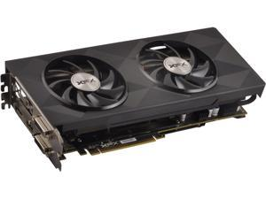XFX BLACK Edition Radeon R9 390X DirectX 12 R9-390X-8286 8GB 512-Bit GDDR5 PCI Express 3.0 CrossFireX Support Video Card