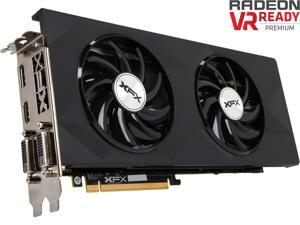XFX Radeon R9 390 DirectX 12 R9-390P-8256 8GB 512-Bit GDDR5 PCI Express 3.0 CrossFireX Support Double Dissipation XXX OC Video Card