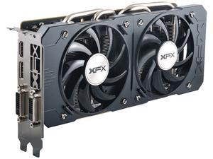 AMD XFX R9 380 4GB 990MHz Dual Dissipation XXX OC Video Card