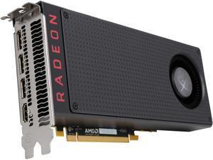 XFX Radeon RX 480 DirectX 12 RX480M8BFA6 8GB 256-Bit GDDR5 PCI Express 3.0 CrossFireX Support Video Card