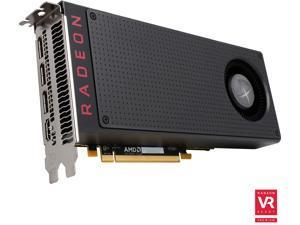 XFX Radeon RX 480 DirectX 12 RX-480M8BBA6 8GB 256-Bit DDR5 PCI Express 3.0 Black Edition Video Card