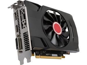 XFX Radeon RX 560 DirectX 12 RX-560P4SFG5 4GB 128-Bit DDR5 PCI Express 3.0 Video Card