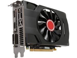 XFX Radeon RX 550 DirectX 12 RX-550P4SFG5 4GB 128-Bit DDR5 PCI Express 3.0 Video Card
