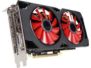 XFX Radeon RX 570 DirectX 12 RX-570P8DFD6 8GB 256-Bit DDR5 PCI Express 3.0 CrossFireX Support Video Card