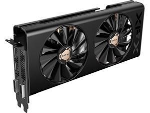 XFX Radeon RX 580 DirectX 12 RX-580P8RFD6 8GB 256-Bit GDDR5 PCI Express 3.0 x16 CrossFireX Support Video Card