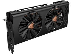 XFX Radeon RX 5600 XT RX-56XT6DF46 Video Card THICC II PRO-14GBPS 6GB BOOST UP TO 1620M D6  3xDP HDMI