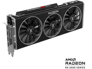 XFX Speedster MERC319 Radeon RX 6800 BLACK 16GB GDDR6 HDMI DisplayPort PCIe 4.0 Gaming Graphic Card, RX-68XLATBD9