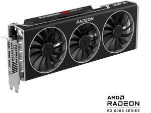 XFX Speedster MERC 319 AMD Radeon RX 6900 XT Black Gaming Graphics Card with 16GB GDDR6, HDMI 2 x DP USB-C, AMD RDNA 2, RX-69XTACBD9