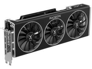 XFX SPEEDSTER QICK 319 AMD Radeon RX 6800 BLACK Gaming Graphics Card with 16GB GDDR6 HDMI 3 x DP, AMD RDNA 2 (RX-68XLALBD9)