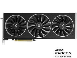 XFX SPEEDSTER QICK319 AMD Radeon RX 6700 XT CORE Gaming Graphics Card with 12GB GDDR6 HDMI 3xDP, AMD RDNA 2 (RX-67XTYLUDP)