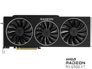 XFX SPEEDSTER MERC319 AMD Radeon RX 6900XT LIMITED BLACK Gaming Graphics Card with 16GB GDDR6, AMD RDNA 2, RX-69XTACSD9