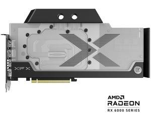 XFX Speedster ZERO AMD Radeon RX 6900 XT EKWB RGB Waterblock Limited Edition RGB Gaming Graphics Card with 16GB GDDR6, AMD RDNA 2 - RX-69XTAWBD9