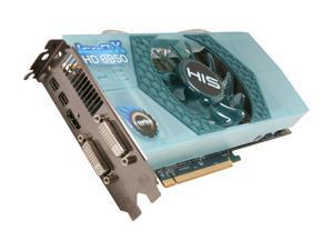 HIS IceQ X Turbo Radeon HD 6950 DirectX 11 H695QNT2G2M 2GB 256-Bit GDDR5 PCI Express 2.1 x16 HDCP Ready CrossFireX Support Video Card with Eyefinity