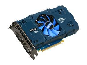 Galaxy 60XGH6HS3HML GeForce GTX 460 (Fermi) GC Version 1GB 256-bit GDDR5 PCI Express 2.0 x16 HDCP Ready SLI Support Video Card