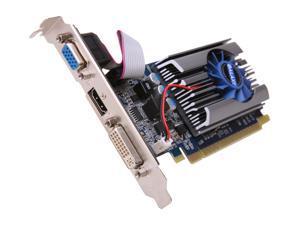 Galaxy GeForce GT 520 (Fermi) 1GB DDR3 PCI Express 2.0 x16 Video Card 52GGS4HX2HXZ