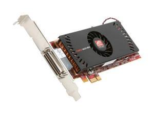 AMD FirePro 2450 100-505841 512MB PCI Express x1 Multi-View Workstation Graphics Accelerator