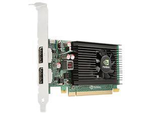HP NVS Quadro NVS 310 A7U59AT 512MB DDR3 PCI Express 2.0 x16 Low Profile Graphics Card